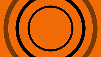Radiate Orange Still