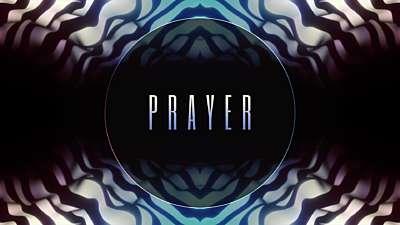 Ribbon Flow Prayer Still