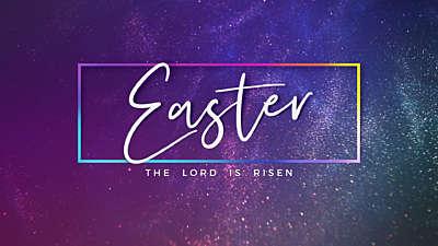 Shimmer Easter Still