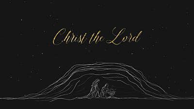 Silent Night Christ The Lord Still