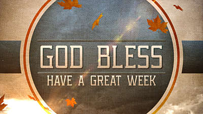 Thanksgiving Praise Closing
