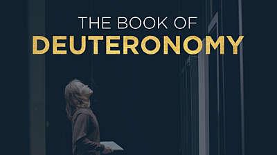 The Book of Deuteronomy: Doors