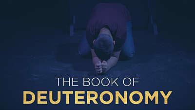 The Book of Deuteronomy: Kneeling Prayer