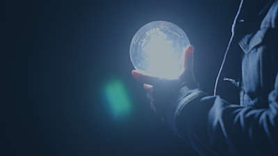 The Book of Leviticus: Lightbulb Background 2