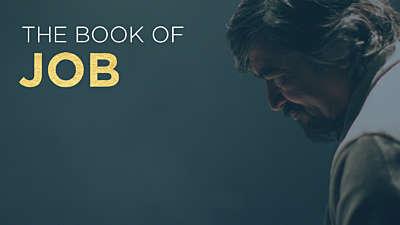 The Book of Job Downcast Man