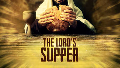 The Lords Supper Still