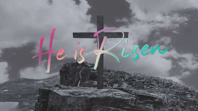 The Cross He is Risen Still