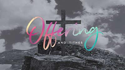 The Cross Offering Still