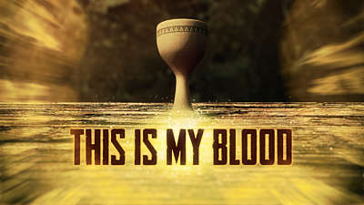 This Is My Blood Still