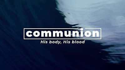 Underwater Communion Still