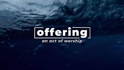 Underwater Offering Still