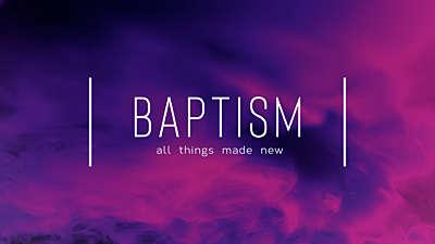 Vapor Baptism Still