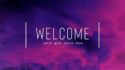 Vapor Welcome Still