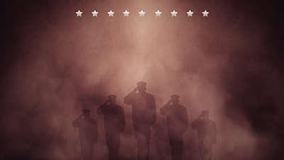 Veterans Salute Stars Still