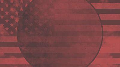 Vintage Patriotic Sky 01