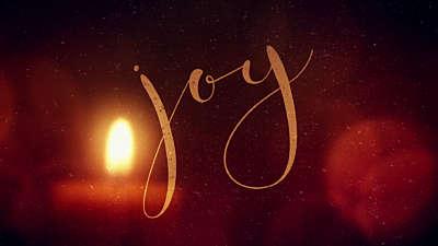 Warm Advent Glow Joy