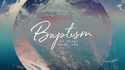 Waterfalls Baptism Still