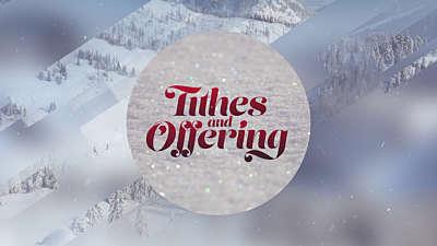 Winter Journey Tithes Still